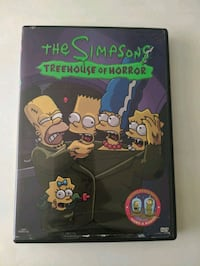 The Simpsons Treehouse of Horror Collection DVD Vancouver, V5X 3Z8