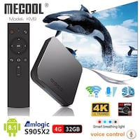 Mecool KM9 4GB RAM 32GB Android TV Box Siyavuşpaşa