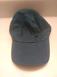 black and gray fitted cap 234 mi