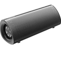 black and gray portable speaker 536 km
