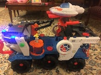 Fisher price imaginext battle rover 29 km