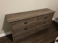 Brand new dresser and two side tables Calgary, T3E 3L4