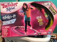 Skip it Twister rave Pittsburgh, 15210