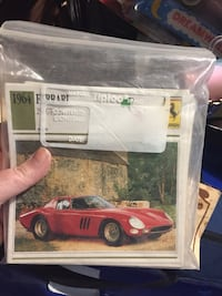 Collectible old car guides  Calgary, T3K 4K1