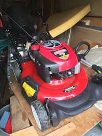 Craftsmen lawnmower