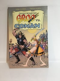 Groo vs. Conan Mississauga, L5C