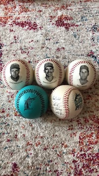 Baseballs Mount Pleasant, 29464