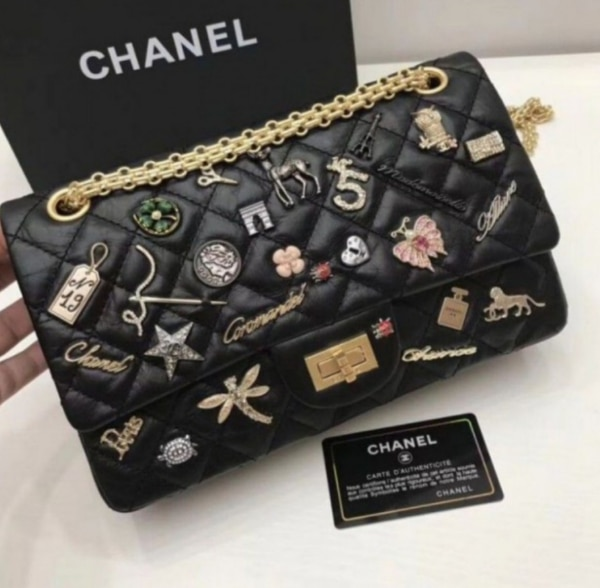 Used Chanel Lucky Charms bag for sale in LOSANGELES - letgo 2de8d914fd984