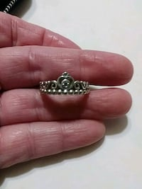 925 sterling silver crown ring ... Fort Worth, 76111