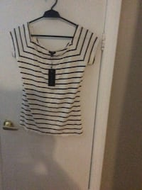 Bnwt dynamite stripes shirt