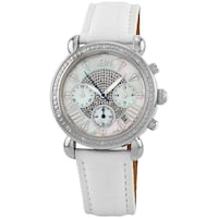 "NEW JBW Women's JB-6210L-Q ""Victory"" 16 Diamonds Watch"