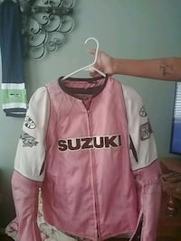 pink and white adidas jersey shirt Germantown, 20874