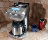 Breville The Grind Control Coffee Maker Toronto, M4Y 2C8