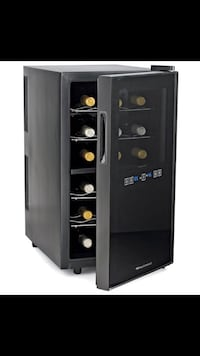 BRAND NEW! Wine Enthusiast 18 Bottle Wine Fridge (OBO) Gaithersburg, 20878