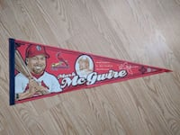 Mark McGuire Cardinals Pennant Bowie, 20715