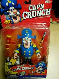 Captain Crunch action figure
