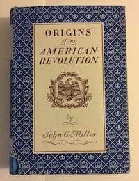 First Edition -Origins of The American Revolution.