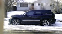 2007 Jeep Grand Cherokee SRT-8 Calgary