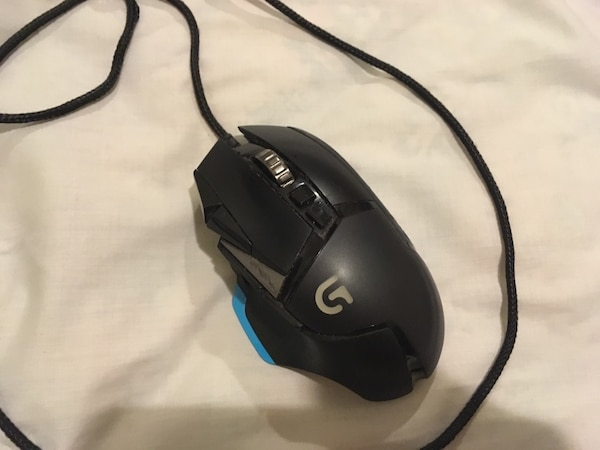 c4dcdbbb325 Used Logitech G502 Proteus Core gaming mouse best for sale in Boston ...