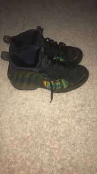 Men's foamposites  Stafford, 22554