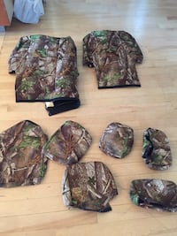Dodge Seat Covers Custom by Wet Okole Hawaii I Paid $800 in new Condition they were in an 08 Dodge Mega Cab  Chestermere, T1X 0B1