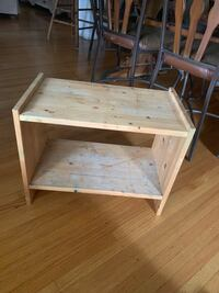 10.00 solid wood bench  Long Beach, 90806