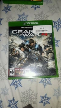 Xbox One Gears of War 4 case Maryville, 37804