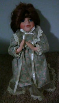 Price Drop. Old Doll.