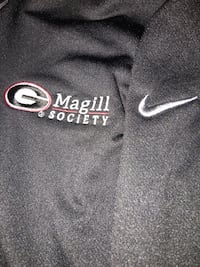1/4 Zip Golf Pullover by Nike for UGA's Magill Society, Ladies Small, $12 Marietta, 30062