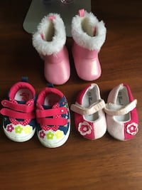 0-3 months shoes lot New York, 10028
