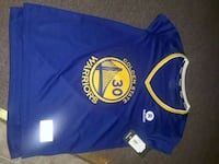 Golden State Curry size small  Hayward, 94541