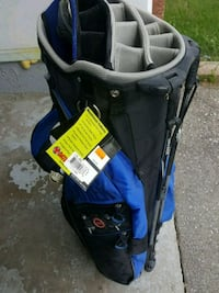 baby's black and blue stroller Mississauga, L4T 3L7