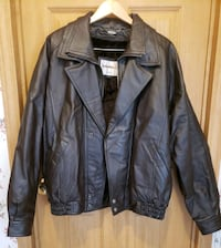 Mens Leather Coat Middle River, 21220