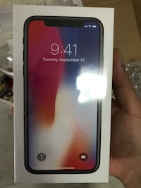 iPhone X 64Gb Color Argento
