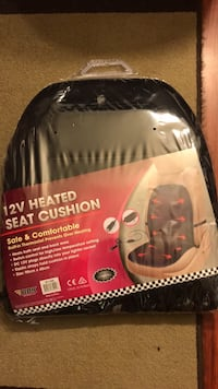 12v heat seated cushion (2) Fairfax