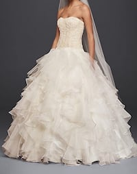 Ivory Wedding Gown Lanham, 20706