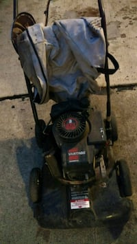 black and gray pressure washer Taylor, 48180