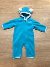 Columbia Fleece Snowsuit