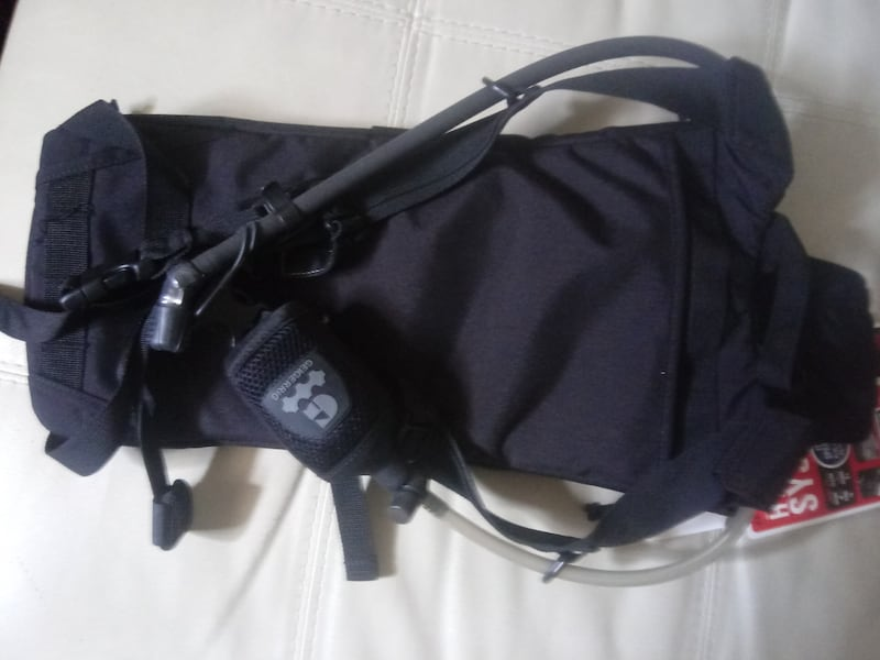 GEIGERRIG TACTICAL RIGGER HYDRATION PACK   2
