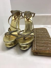 Shoes and clutch sets Woodbridge, 22191