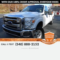 2016 Ford Super Duty F-250 XLT Stafford, 22554