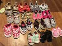 toddler's assorted shoes Pharr, 78577