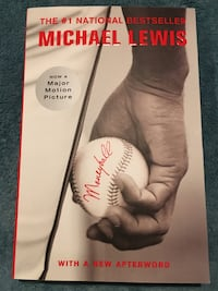 Moneyball paperback Middletown, 06457