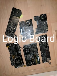 MacBook  Logic Board Computer Laptop
