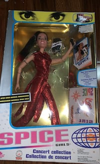 Spice girls Action figure sporty