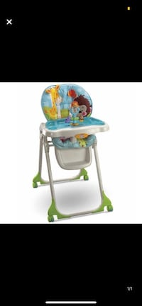 Highchair (toys not included) Mississauga, L4Z 0C3