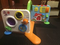 LIKE NEW FISHER PRICE LAUGH, LEARN & CRAWL AROUND Pickering, L1V 4N1