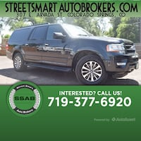 2015 Ford Expedition EL XLT Colorado Springs, 80905
