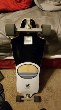 Longboard, basically brand new