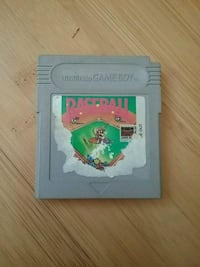 Mario Baseball for Game Boy Douglas, 01516
